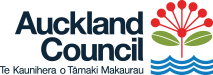 Auckland Council logo.